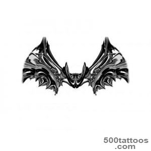 Big Bat Tattoo Design On Chest  Fresh 2016 Tattoos Ideas_25