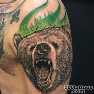 50 Best Bear Tattoos_7