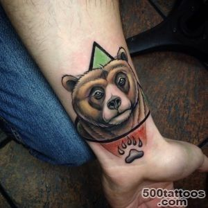 05f4f3ceb Bear tattoo designs, ideas, meanings, images