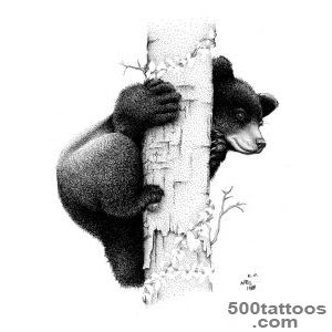 1000+ ideas about Bear Tattoos on Pinterest  Tattoos, Tribal Bear _28