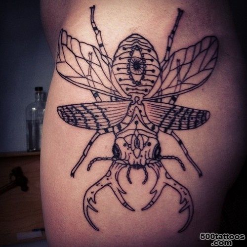 Beetle Tattoo Images amp Designs_10