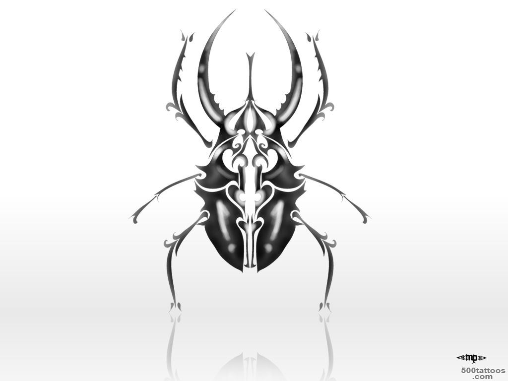 DeviantArt More Like Beetle Tattoo Design by ThisIsFilthy_18