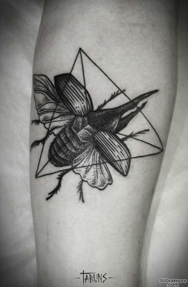 Pin Beetle Tattoo on Pinterest_2