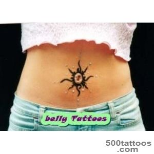 25-Adorable-Belly-Tattoos-for-Girls_8jpg