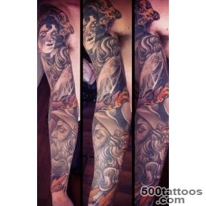 Bible Scene tattoo sleeve  Best Tattoo Ideas Gallery_49