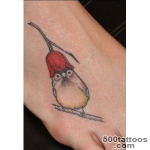 55 Beautiful Bird Tattoos_27