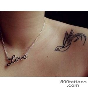 100 Perfect Bird Tattoo Designs and Ideas to Feel the Flight_45