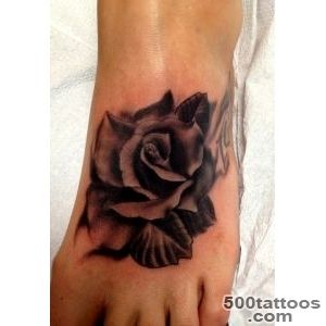 10 Foot Rose Tattoo Designs  Black Roses, Roses and Rose Tattoos_22