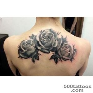 42 Totally Awesome Black Rose Tattoo That Will Inspire You To Get _28