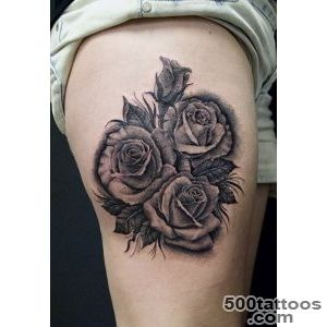 55 Best Rose Tattoos Designs   Best Tattoos for 2016   Pretty Designs_11