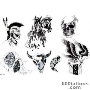 black-and-grey-tattoo-set2-img25-«Black-and-white-«Flash-tatto-_18jpg