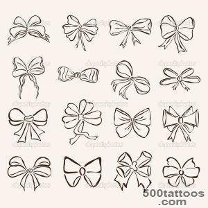 30+ Ribbon Tattoo Designs_23
