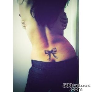 Bow Tattoos Designs, Ideas and Meaning  Tattoos For You_44