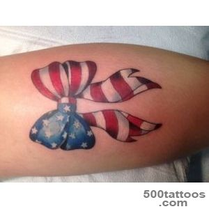 Bow Tattoos Designs Ideas_38