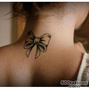 Cutest Bow Tattoo Designs for Girls  Tattoo Ideas Gallery _8