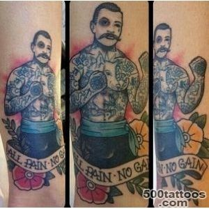 1000+ ideas about Boxer Tattoo on Pinterest  Tattoos, Traditional _18