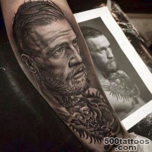 These Conor McGregor fans have got awesome tattoos of their UFC _13