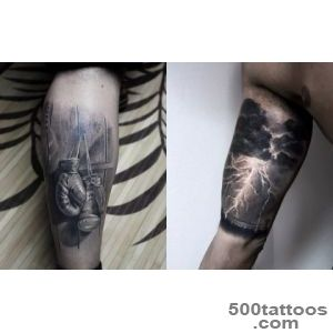 Top Boxing Gloves Tattoo Ideas Images for Pinterest Tattoos_30