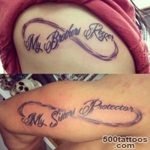 brother sister tattoo  Tumblr_44