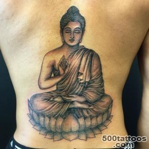 27+ Buddha Tattoo Designs, Ideas  Design Trends_28