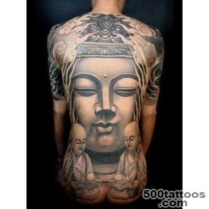 40 Inspirational Buddha Tattoo Ideas  Art and Design_4