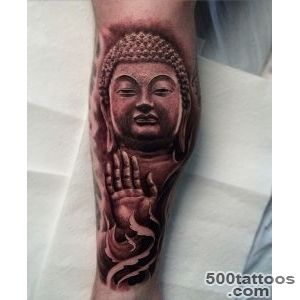 40 Inspirational Buddha Tattoo Ideas  Art and Design_30