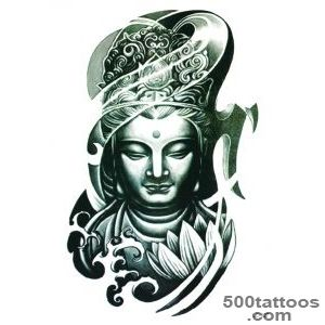 48 Most Amazing Gautama Buddha tattoos for arm_11