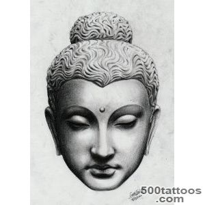 48 Most Amazing Gautama Buddha tattoos for arm_38
