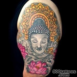 60+ Meaningful Buddha Tattoo Designs for Buddhist and not Only_3