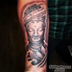 60+ Meaningful Buddha Tattoo Designs for Buddhist and not Only_21