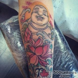 60+ Meaningful Buddha Tattoo Designs for Buddhist and not Only_33