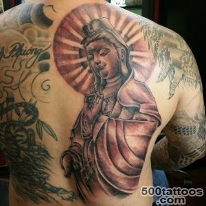 60+ Meaningful Buddha Tattoo Designs for Buddhist and not Only_43
