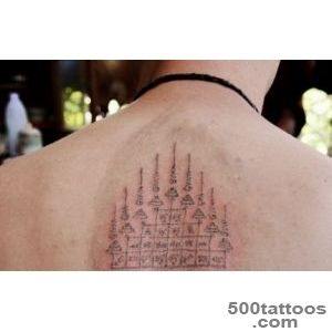 Buddhist tattoos design, idea, image