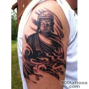 Buddhist Tattoos, Designs And Ideas  Page 20_47