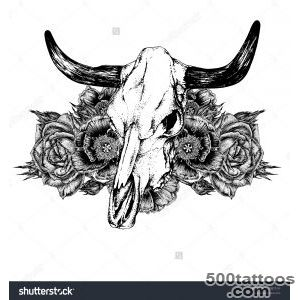 Bull Tattoo Stock Photos, Images, amp Pictures  Shutterstock_39