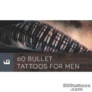 60 Bullet Tattoos For Men   YouTube_24