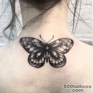 35 Breathtaking Butterfly Tattoo Designs for Women   TattooBlend_39