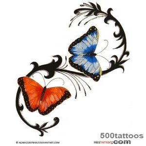 Butterfly Tattoo Gallery_28