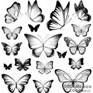 Butterfly tattoo meaning – beautiful and useful  Interior Design _4