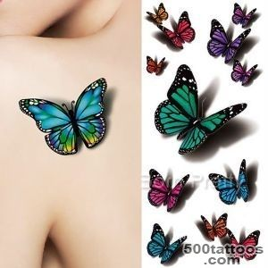 Butterfly Tattoos, Designs And Ideas_9