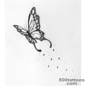 Butterfly Tattoos, Designs And Ideas  Page 12_35