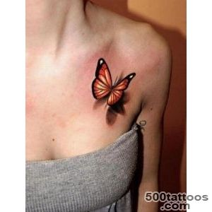 Butterfly Tattoos amp Their Meanings   Pretty Designs_27