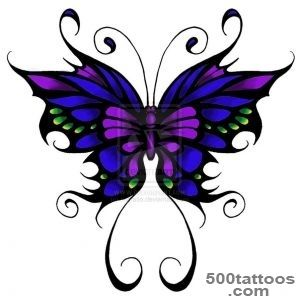 BUTTERFLY TATTOOS   Tattoes Idea 2015  2016_22