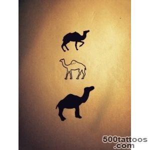Camel Tattoo Images amp Designs_4