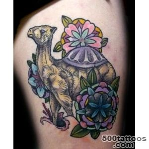 Camel Tattoo Images amp Designs_18