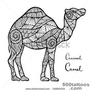 Camel Tattoo Stock Photos, Images, amp Pictures  Shutterstock_11
