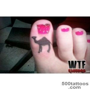 Camel toe  WTF Tattoos_29