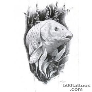 carp tattoo by AndreySkull on DeviantArt_28