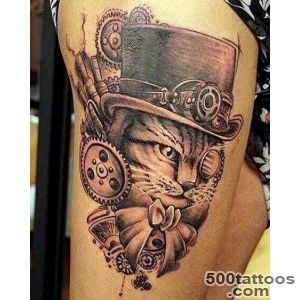 65 Amazing Cat Tattoo Designs  Pictures of Cats, Cat Pictures_26