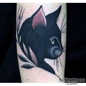 65 Amazing Cat Tattoo Designs  Pictures of Cats, Cat Pictures_33